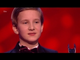 Yaroslav Yakubchuk - Nessun Dorma (The Voice Kids UK 2018)