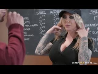 Busting the barista [karma rx] (milf, rough sex, 69, blowjob, brazzers)