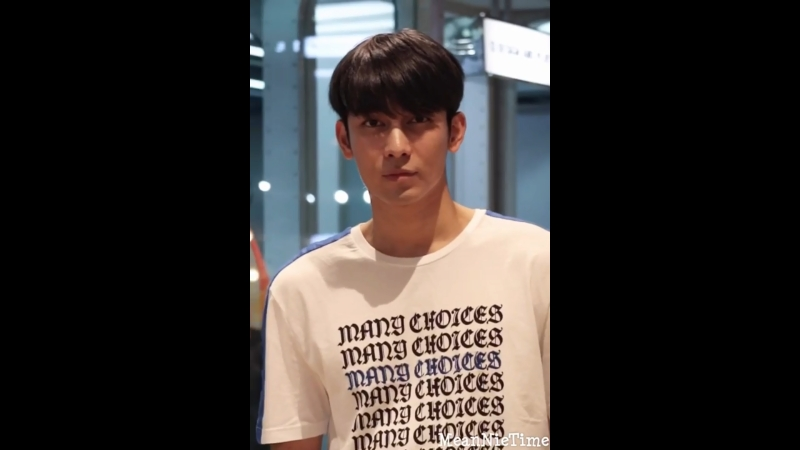 180913 Mew Suppasit - new hair color