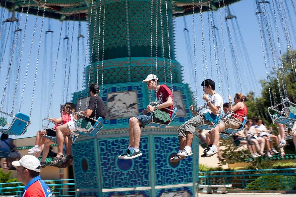 Где в испании находится парк развлечений