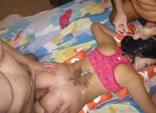 фото ебли спящих крупно