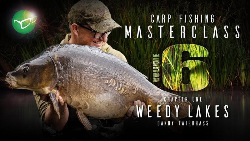 Korda Carp Fishing Masterclass Vol 6 Weedy Lakes Danny Fairbrass 2019
