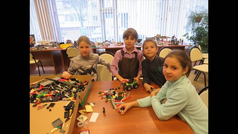 Заставка Лего - фестиваль