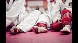 Немного нашей летней работы. Banzai karate summer 2018