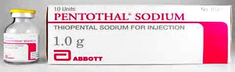 пентотал натрия