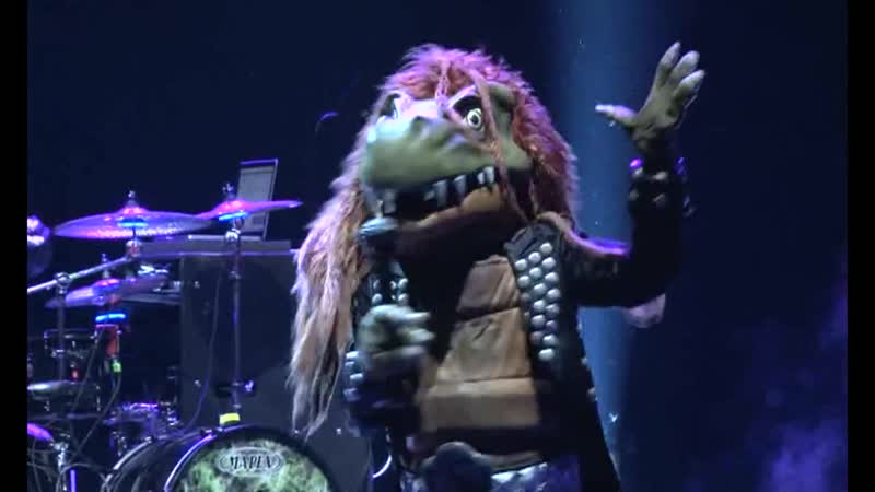 Hevisaurus - Avaruuden Autokorjaamo (Live from Hevisauruksen Joulukonsertti 2012)