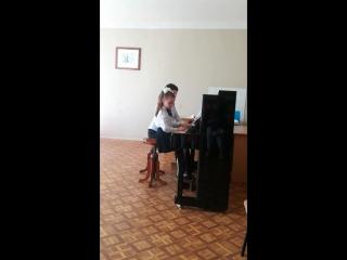 Фортепиано Наш первый отчётный концерт 🎼🎶🎹