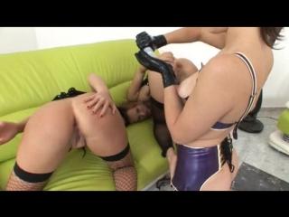 Madison Parker - Bobbi Violates Europe - Madison Parker, Blue Angel, Bobbi Starr_flip