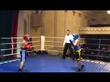 Акиншин Андрей-Шкляров Егор(2 раунд)