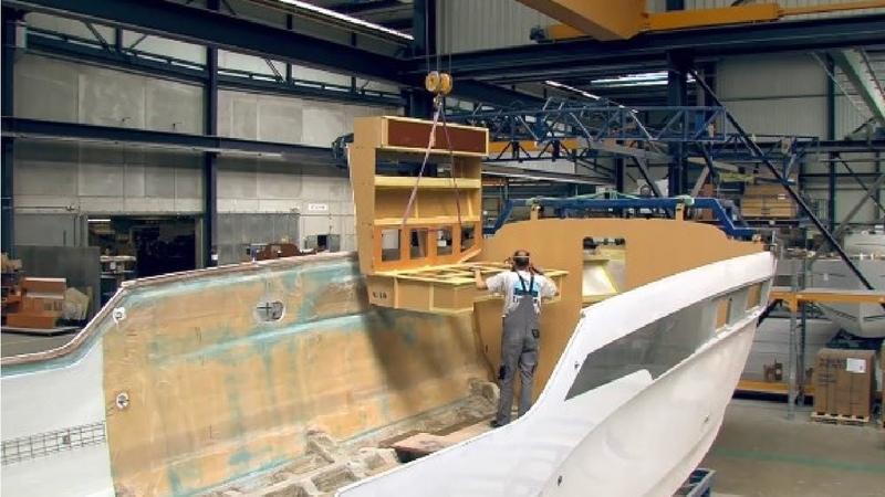 World Amazing Motor Boat Build Process - Fastest Boats Build Factory Modern Technology