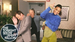 Kendall Jenner Dances with Paul McCartney and Jimmy Fallon (Cold Open)