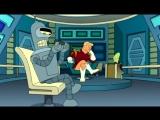 Робот Бендер поёт