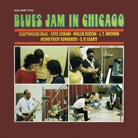 Fleetwood Mac альбом Blues Jam In Chicago - Volume 2