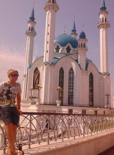 Семка Поздняков, 12 июня , Уфа, id202840432