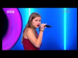 The Voice of Greece 4 - Blind Audition - SUSPICION - Evelina Gouzouli
