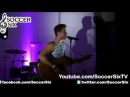 SOCCER SIX LIVE 2013 - READING FC - LUKE TOWLER and DAPPY - VIP LIVE LOUNGE