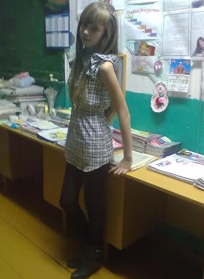 Анастасия Симонова, 28 августа 1998, id163885504