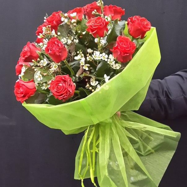 Цветы букеты фото в газете