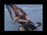 Драка украинских проституток