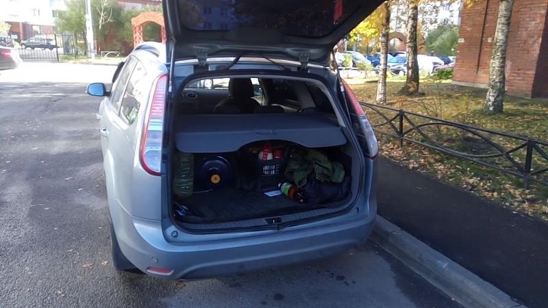 автооткрытие багажника фф2 универсал.