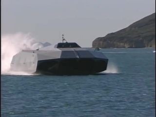 M80 Stiletto - Navy Stealth Vessel built by Knight  Carver