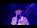 180729 Hyunsik - THE FOOL (Jung Seung Hwan cover) @ 'THE STAGES: FOR FANS'