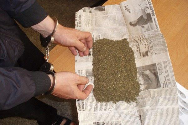 Житель Урупского района подозревается в незаконном обороте наркотиков