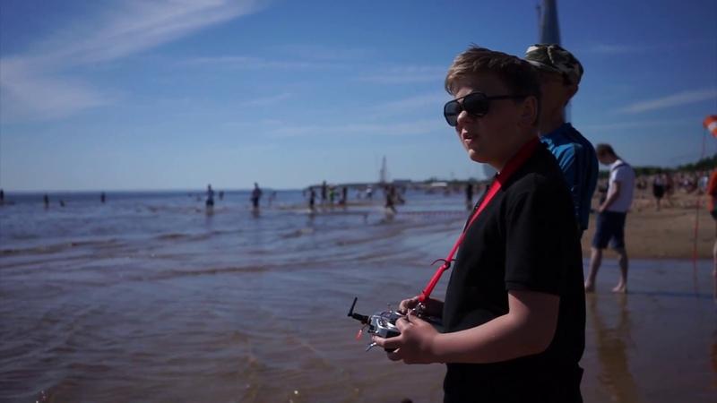 Мастер посадки 2018 радиоуправляемые гидросамолёты.