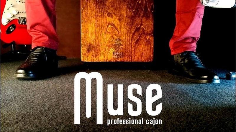 Небольшая демонстрация звучания кахона Muse