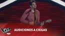 Martín Redondo - Me haces bien - Jorge Drexler - Audiciones a ciegas - La Voz Argentina 2018