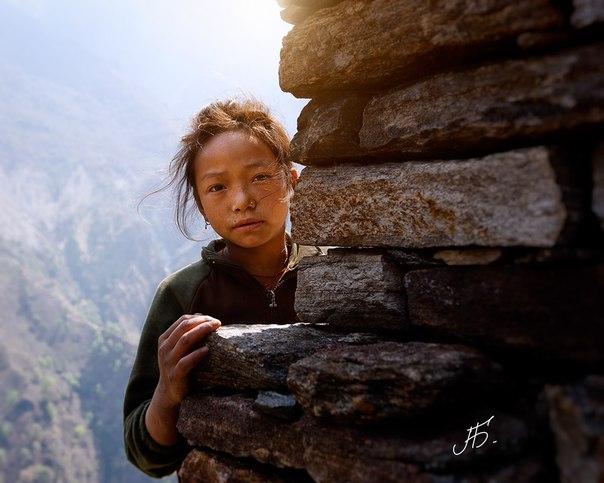 Непал. Автор фото: Андрей Бамбизов.