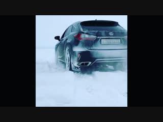 Зима 2019. Лексус rx300