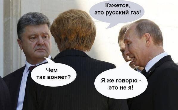 Украина пригласила официальных представителей ЕС для контроля за транзитом газа - чтобы ни у кого не возникало сомнений - Цензор.НЕТ 4380