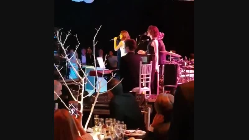 "Gala for the San Isidro Central Hospital in Buenos Aires at 'Darwin Multiespacio""[15.11.2018]"