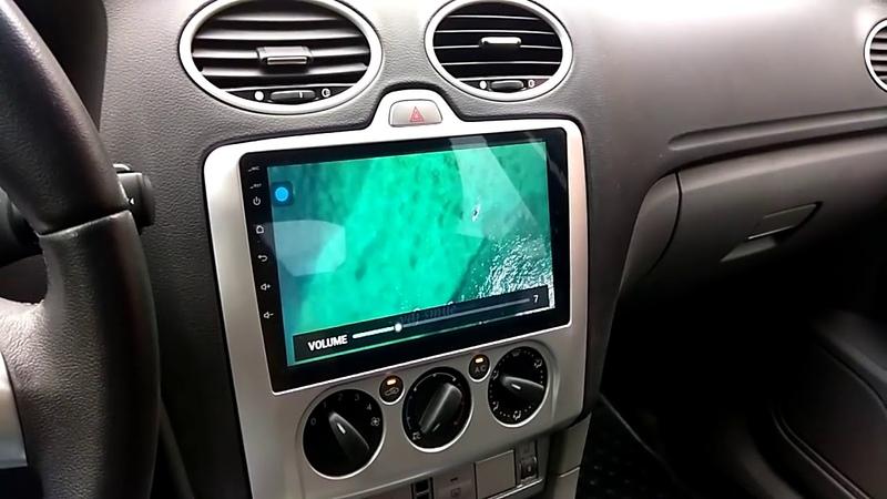 Магнитола на Ford Focus 2