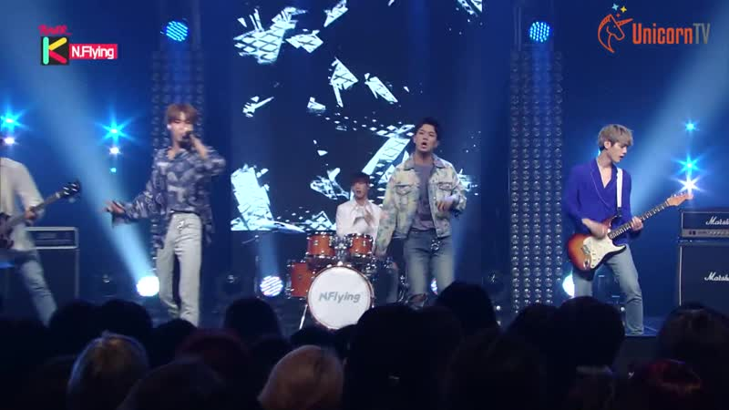 [11.03.19] Power Of K @ N.Flying - Up All Night