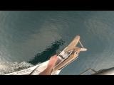 Прогулка на яхте ( Тиват)