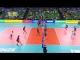 18.09.2018. 1755 - Волейбол. Чемпионат мира. Мужчины. 5 тур. Группа
