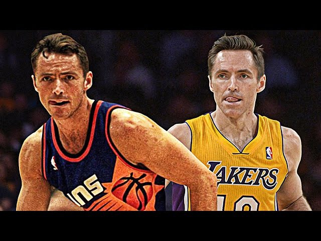 Steve Nash BEST Assist Each Year In The NBA! (1996-2014 Seasons)