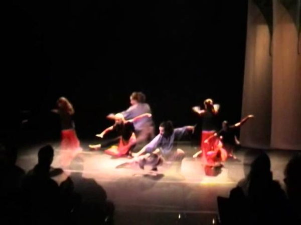 El Haddawi Dance Company Warrior Soul Part I 2006 Wasserburg