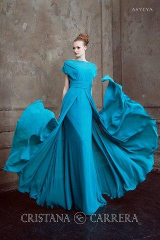 учебный проект платье