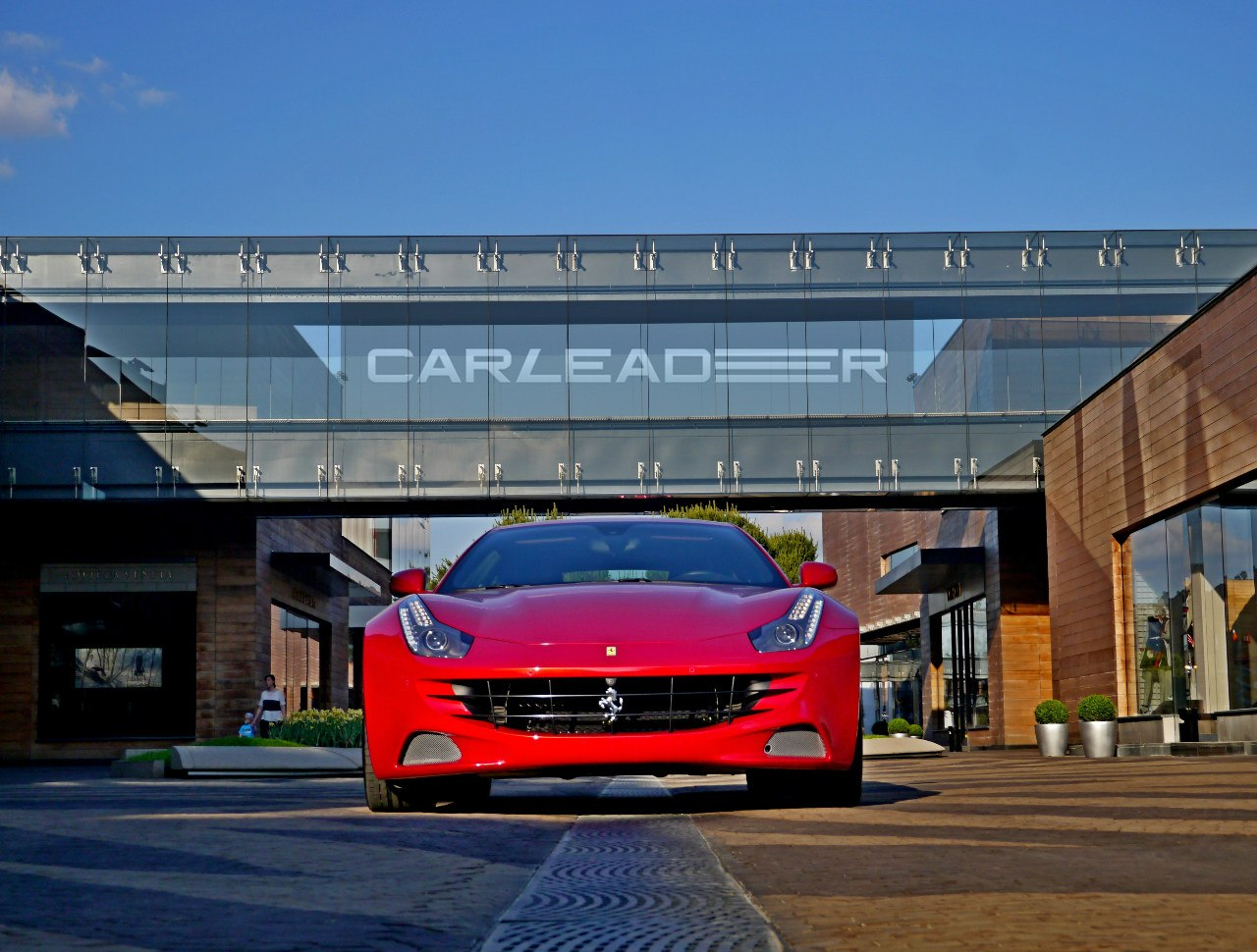 Ferrari FF Car Leader Барвиха