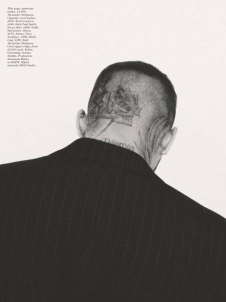 Зейн Малик Vogue, Декабрь 2018