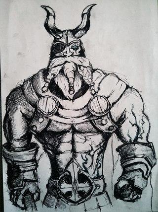 Как нарисовать из битва замков
