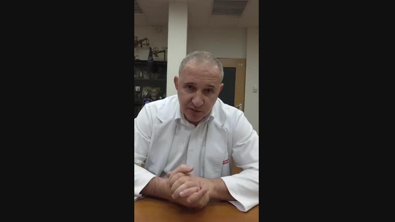 Borys Todurov детально про ситуацію, що складалася навколо Інституту Серця в Києві.