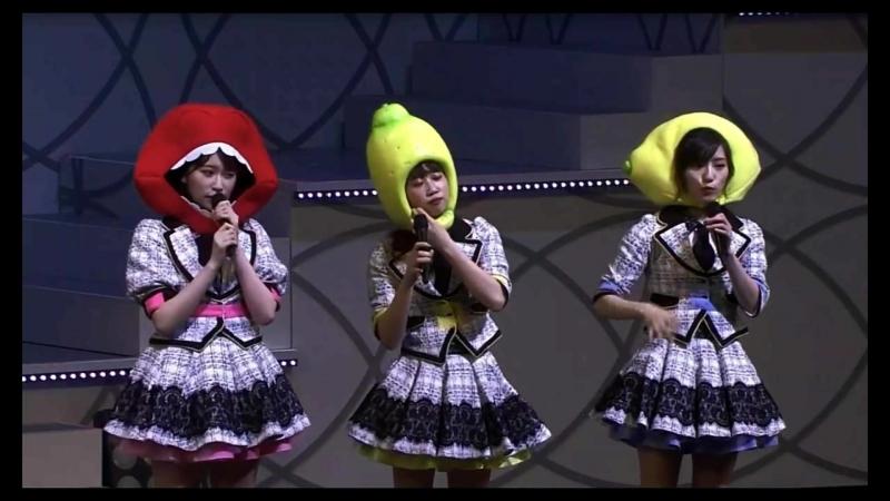 180403 NMB48 Ichikawa Miori Sotsugyou Concert ~Ima ga shun Namba Sodachi Fresh Lemon Shukka Shimasu~