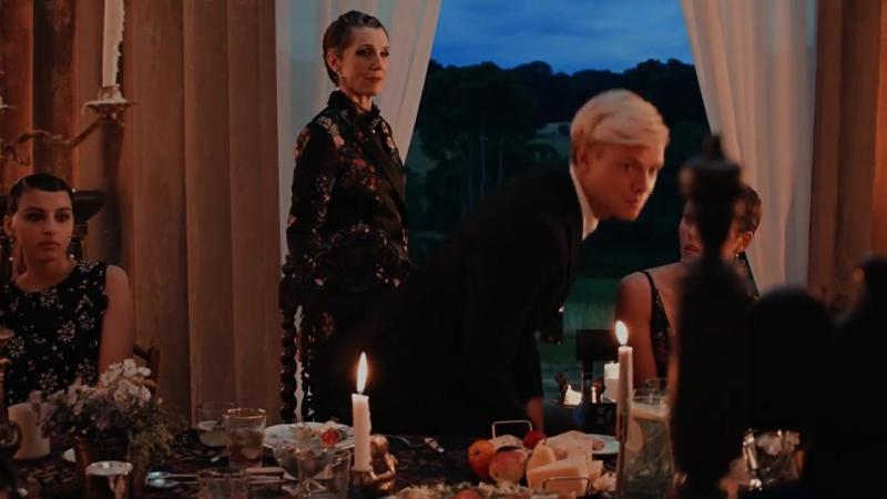 """ERDEM x HM – """"The Secret Life of Flowers"""" campaign film by Baz Luhrmann"""
