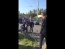 Убегающий от карателя цыган попал под машину