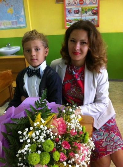 Нина Добрынченко-Матусевич, 31 марта 1996, Таганрог, id214449419