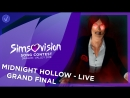 Adam Grace Hail To The Victor Midnight Hollow LIVE Grand Final Simsovsion 2018